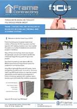 Frame Contracting Focus Newsletter